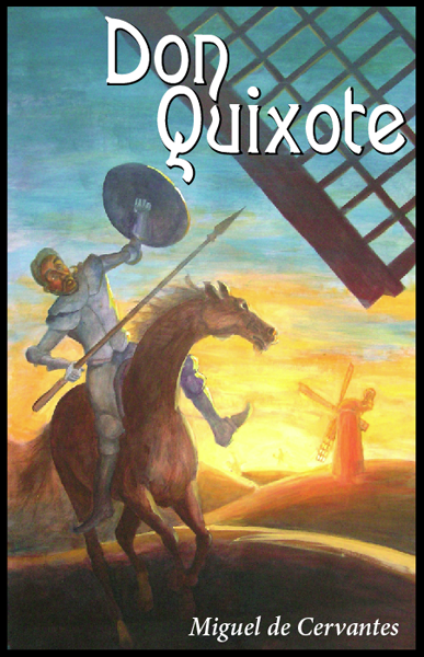 an analysis of the story of don quixote by miguel de cervantes Adventure adapted from the work of miguel de cervantes, this is the story of a  hidalgo, fanatic for chivalry novels, who loses his sanity and believing to be a  knight named.