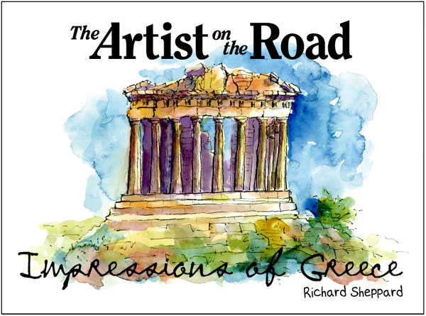 Book Cover Watercolor Paintings ~ Pen ink artstudios